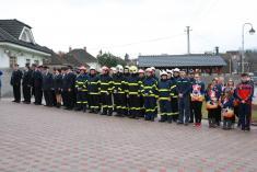 Nová hasičská zbrojnica