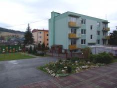 Široké village