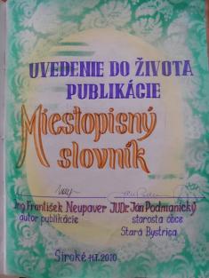 Pamätná kniha